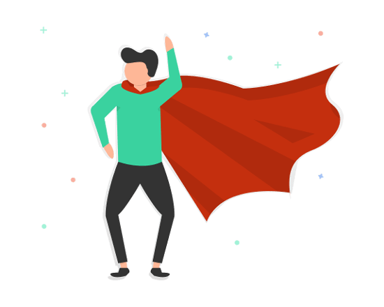 Become a feedback hero
